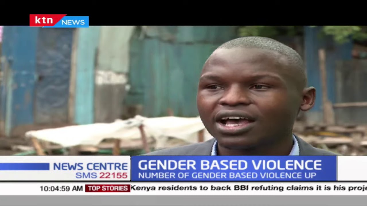 Download Gender Based Violence on the rise as a result of stress and job loss; sexual violence more prevalent