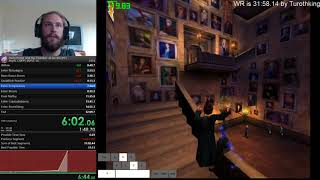 Harry Potter and the Chamber of Secrets PC Any% 120FPS speedrun in 31:49 (WR)