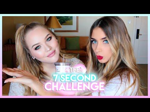THE 7 SECOND CHALLENGE vs. Danielle Mansutti!