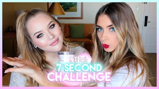 THE 7 SECOND CHALLENGE vs. Danielle Mansutti!