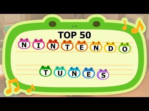 Top 50 Nintendo Tunes For Animal Crossing New Horizons