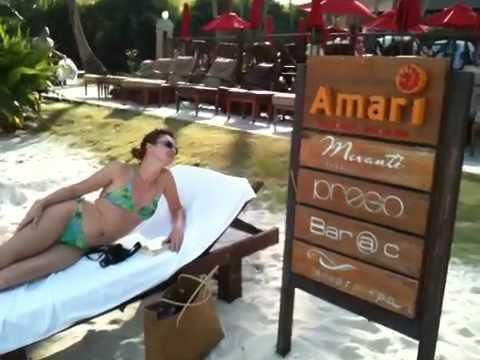 Amari hotel Koh Samui Thailand