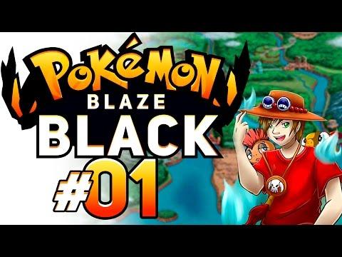 Dont Pick My Starter- Pokémon Blaze Black Randomizer Nuzlocke Ep 1 Feat Vsinghb and HoodlumScrafty