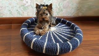 Корзинка (лежанка) для собачки