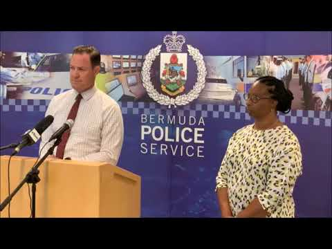 Police Press Conference On Recent Sexual Assault, Sept 23 2020