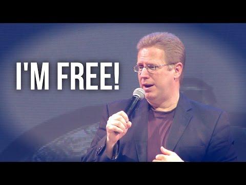 """""""I'm Free!"""" - Pastor Raymond Woodward"""