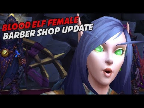 Blood Elf Female Character New Model Preview - Warlords of Draenor from YouTube · Duration:  5 minutes 9 seconds