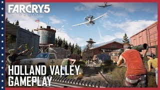 Far Cry 5: New Gameplay in Holland Valley | Ubiblog | Ubisoft [NA]