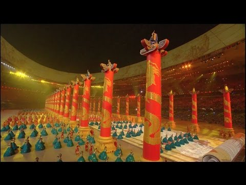 """Spring River Flower Moon Night"" | Beijing 2008 Olympics Opening Ceremony"