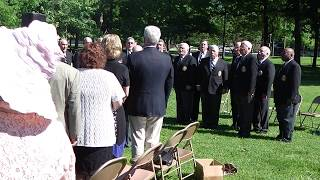 Vietnam Wall Ceremony, 2014, USMA 1969, Part 2 of 2