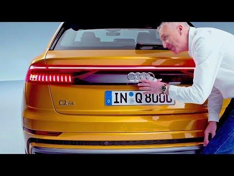 Audi Q8 (2019) Luxury SUV Coupe