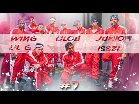 ⚡ RED BULL BC ONE ALL STARS 2018 ⚡ PART 1 // MEMBERS COMPILATIONS // PAAW