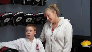 Gage   KNS Martial Arts   Testimonial