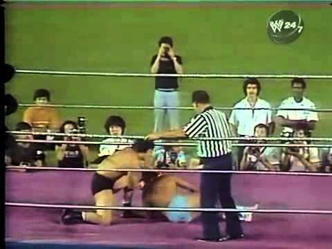 WWF World Junior Heavyweight Championship 1980/08/09 Flushing, NY
