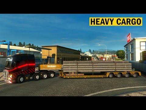 Nuevas Cargas Pesadas | Estructuras de Concreto | Heavy Cargo Pack