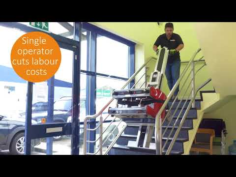 Stanley LE1 Stair Climbers Lift 318Kg