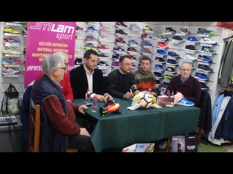 SCT-Tertulia en JMLAM Sport 13-02-17