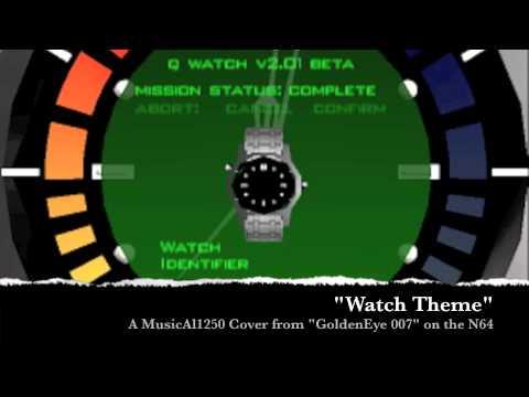 Watch Pause Theme (Remix) - GoldenEye 007 - YouTube