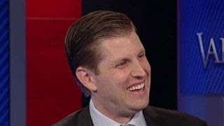 Eric Trump: My dad is delivering on his promises