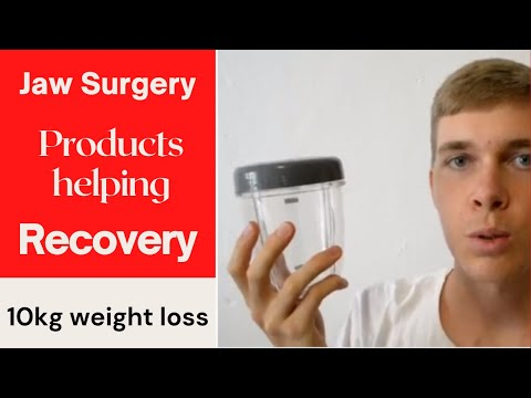Harry Mitchell's Products for Recovery: Week 3
