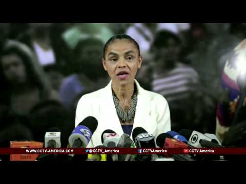 Marina Silva popular candidate for president of Brazil