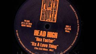 Head High - It