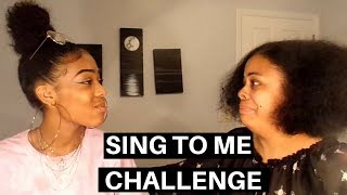 SING TO ME CHALLENGE JHENE AIKO COVER   (ft. Namiko Love)