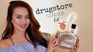 Video DRUGSTORE MAKEUP STARTER KIT 2017 download MP3, 3GP, MP4, WEBM, AVI, FLV Januari 2018