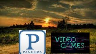 Pandora Radio Games- Country # 1 -WoT