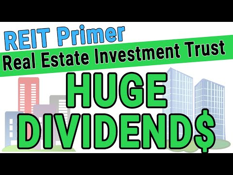 What is a REIT - REIT Primer - REIT Investing - Real Estate Investment Trust - REITs