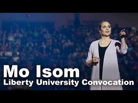 Mo Isom - Liberty University Convocation