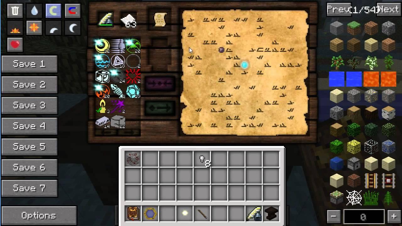 Mod Thaumcraft 1 Minecraft 4 7