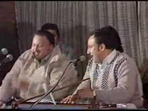 Nusrat Fateh Ali Khan -Tu Rah Naward-e-Shauq Hai part 3/4