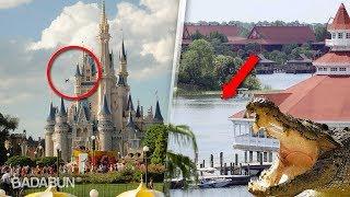 6 datos escalofriantes de Disney