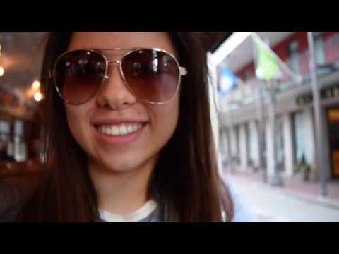 Vlog #3: NOLA, Food, and TULANE!!!!