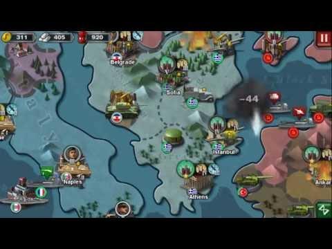 world conqueror 3 Greece 1950