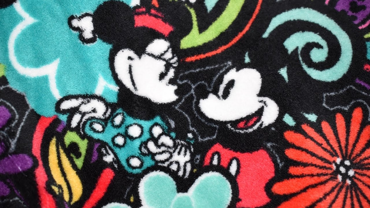 c67f6e62d1a Huge Disney Vera Bradley Collection in Mickey s Magical Blooms and Review