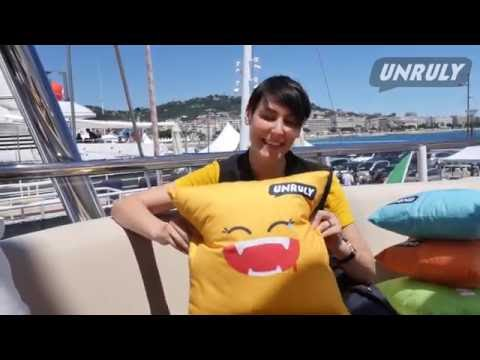 #CannesYouFeelIt – Sarah Wood Introduces Unruly's New Vertical Video Format