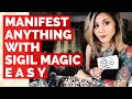 🌟MANIFEST WHATEVER YOU WANT🌟 USING SIGIL MAGIC (EASY)