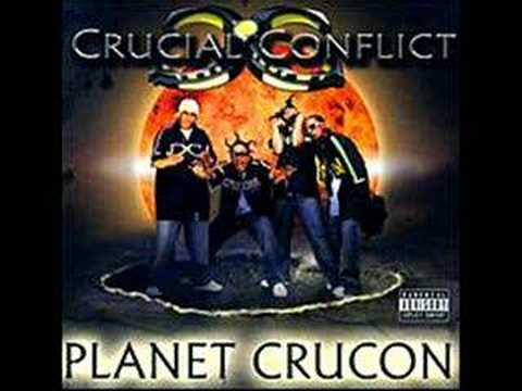 Crucial Conflict- Planet Crucon
