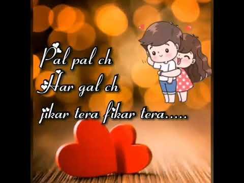 Kinna Pyar Romantic Love Song || Whatsapp Status Video |HARJEETA MOVIE||2018