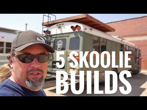 5 Skoolie Builds For Your Inspiration