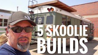 5 Skoolie Builds For Your Inspiration