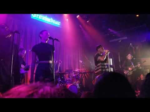 Leon Bridges Bad Bad News LIVE Album Release Party at The Troubadour