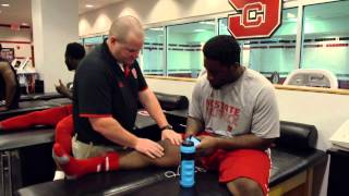 Inside the Den: Sports Medicine