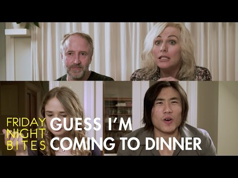 Friday Night Bites - GUESS I'M COMING TO DINNER ft Main Man Tian Tan | Comedy Web Series