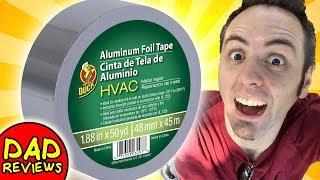 ALUMINUM FOIL TAPE | Aluminum Foil Tape Uses