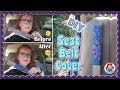 DIY | Seat Belt Cover • easy step by step tutorial • Sami Dolls Tutorials