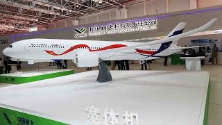 China and Russia to work together on C929 aircraft