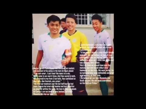 Northern Mariana Islands 2-1 Macau (match report)
